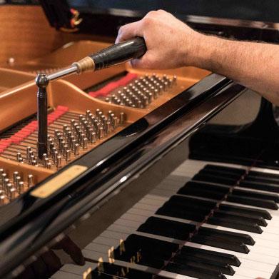 afinacion de pianos sevilla