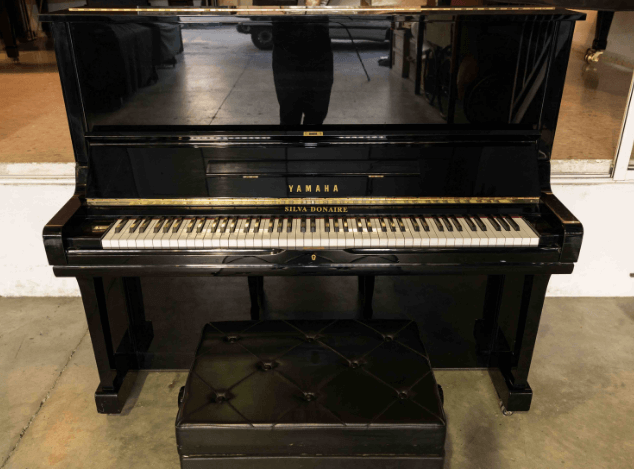 Piano Yamaha U3 frontal